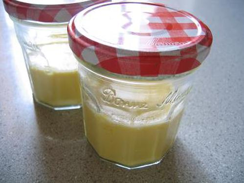 Macrobiotic Custard Pudding