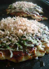 Our Family Recipe for Fluffy and Creamy Okonomiyaki