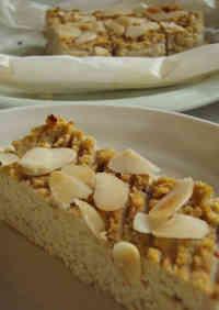 Okara Banana Cake