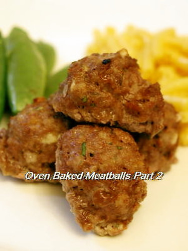 My Family's Go-To Meatball Recipe