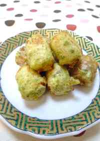 Cheesy Chikuwa Fried Isobe-Style