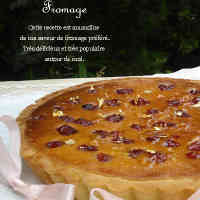 Almond Cream Cheese Tart