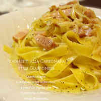 Absolutely Foolproof Authentic Carbonara