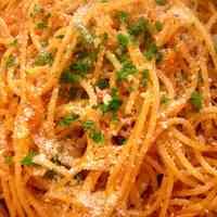 Pasta Napolitan A Nostalgic Flavor