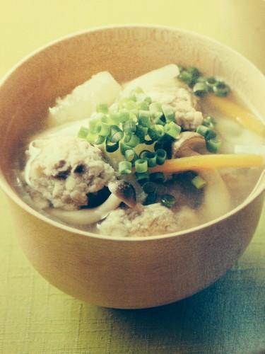 Sardine Fishball Soup
