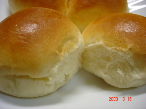 Nostalgic Milk Bread