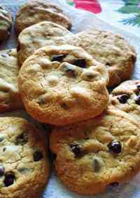 American-Style Cookies in 20 Minutes