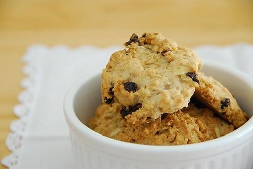 Macrobiotic Muesli Cookies