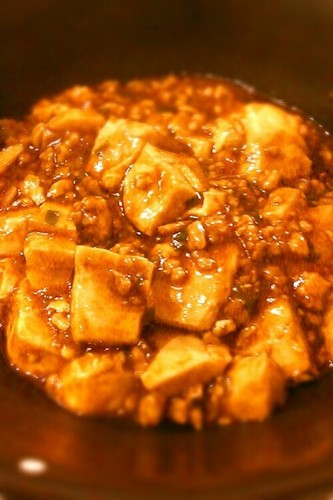 Simple & Spicy Mapo Tofu