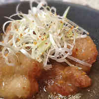 Mizore Stew Made From Chicken