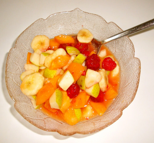 My Fruit Salad (Fruit Punch)