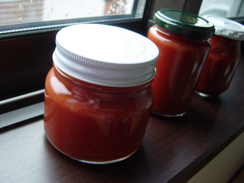 Homemade Preservative-free Tomato Ketchup