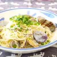 Vongole with a Japanese Twist