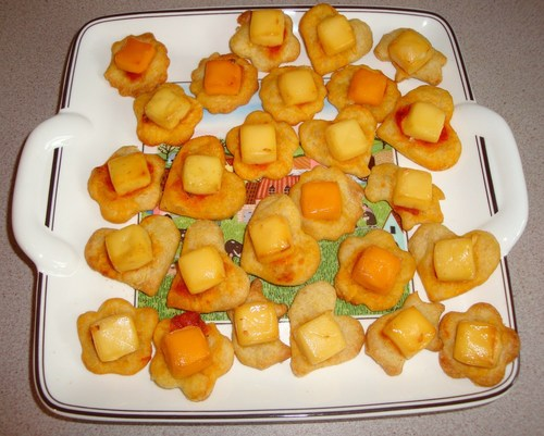Mini Pizza Bites - For Kids' Parties or Appetizers