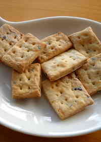Macrobiotic Sake Lees Crackers