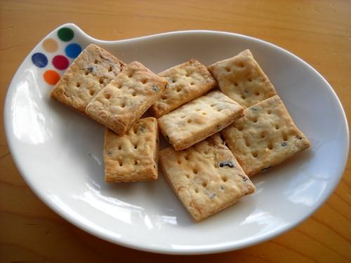 Macrobiotic Sake Lees Crackers