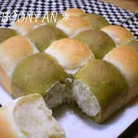 Springy Shiratama Checked Bread