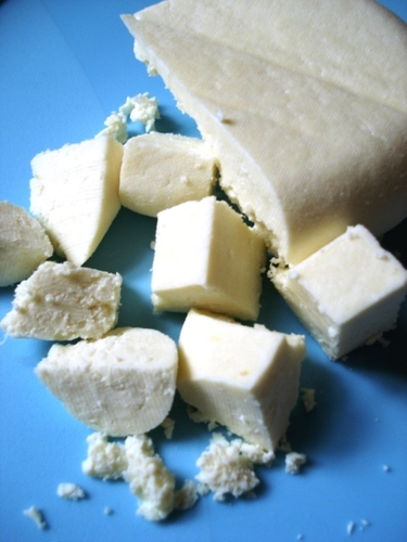 Paneer Cheese for Curry and Desserts