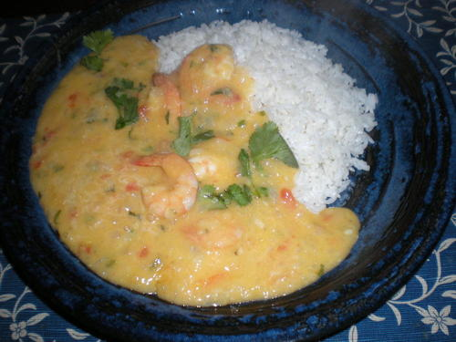 A Brazilian Dish, Bobó de Camarão