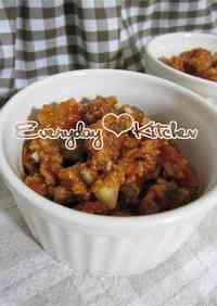 Macrobiotic Koya Dofu Faux Meat Sauce