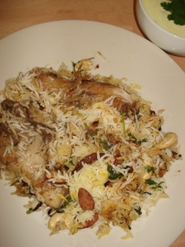 Chicken Biryani: Authentic Indian Rice Dish
