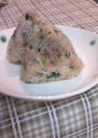 Seafood Rice Balls