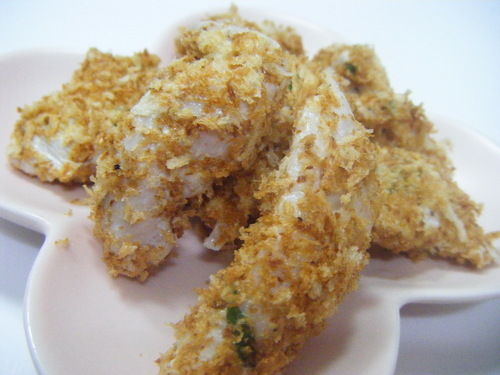 A 5-Minute Meal! Healthy Non-fried Chicken Tenderloin
