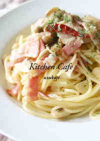 Aglio, Olio e Peperoncino with Bacon