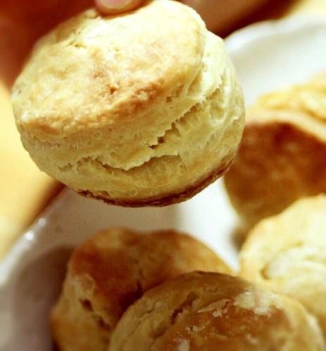 KFC's Biscuit Scones