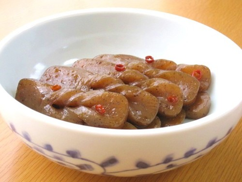 Shiny Teriyaki - Sweet and Salty Konnyaku