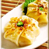Curried Gyoza Dumplings