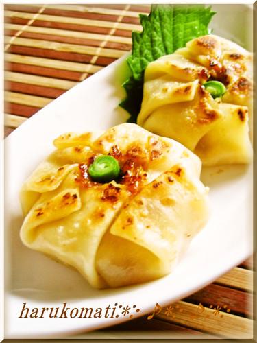 Curried Gyoza Dumplings