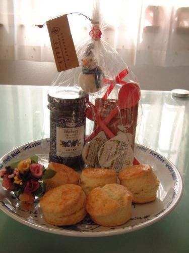 Unforgettable Scones