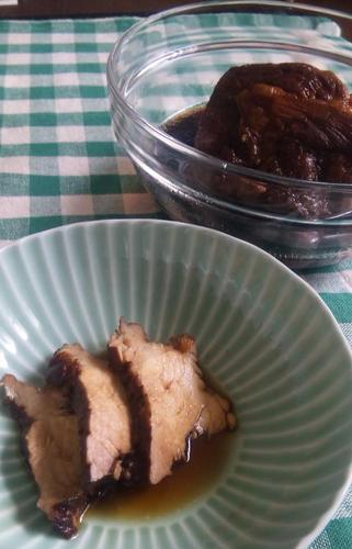 Pork Simmered in Black Tea! Just Simmer and Marinate! An Ultra-Easy Refrigerator Stock Item