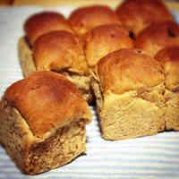 Brown Sugar Cafe Au Lait Rolls