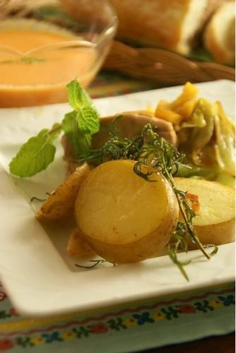 Sautéed Potatoes with Rosemary