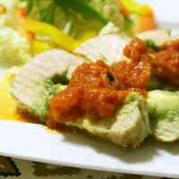 Restaurant Style Chicken With Mozzarella