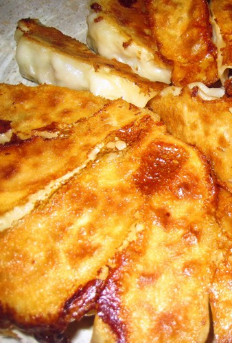 Juicy Fried Gyoza