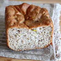 Macrobiotic Ingredients ★ Aromatic! Buckwheat Flour Bread