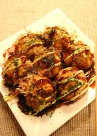 Packed with Nutrition: Takoyaki