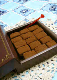 Melty Chocolate Truffles