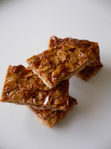 Light & Crispy Florentines