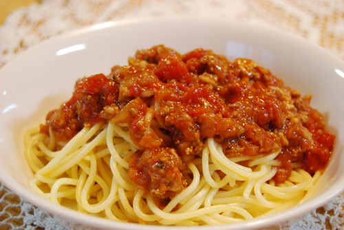 Make Your Own Meat Sauce!