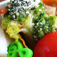 Broccoli with Sweet Chili Sauce