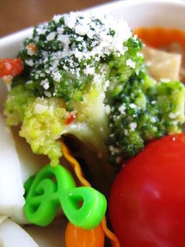 Broccoli with Sweet Chili Sauce