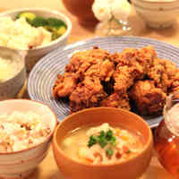 Juicy Chicken Thigh Karaage (Fried Chicken)
