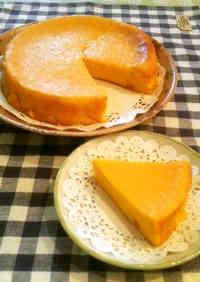 Smooth Kabocha Squash Cheesecake