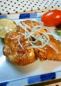 Sauteed Chicken Breast with Tasty Glaze