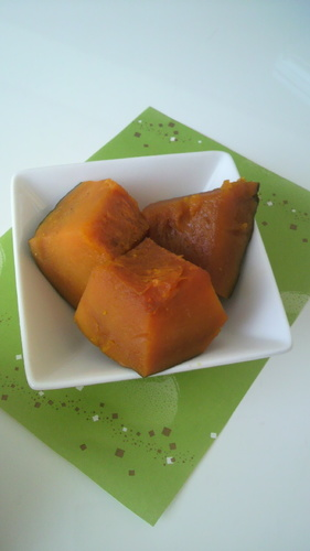 Granny's Recipe for Simmered Kabocha