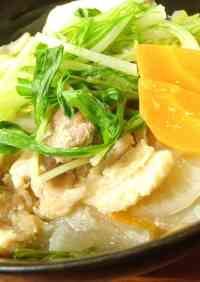 Japanese-style Soy Milk Hot Pot